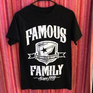 FAMOUS STARS & STRAPS T 🌟NEW✨